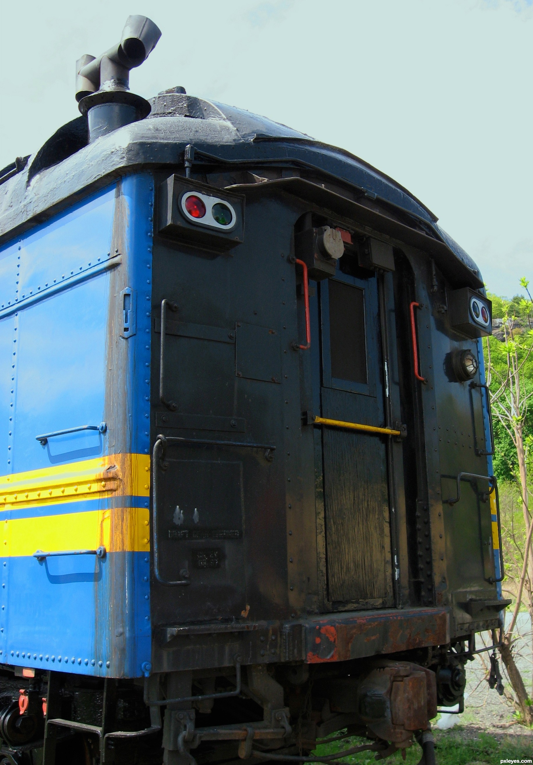 Old train door & Old train door picture by CMYK46 for: doors photography contest ...