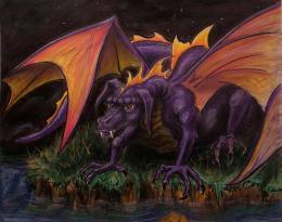 Flop Eared Dragon
