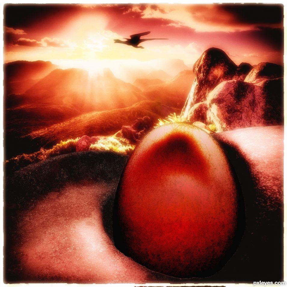 Le crépuscule des dragons (Twilight of the dragons)