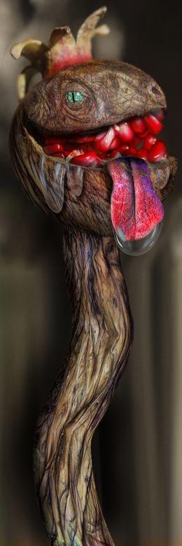 Snake Fruit Dragon