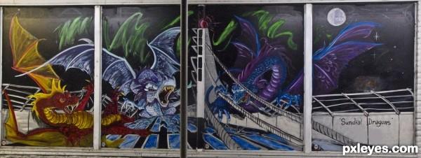 Sundial Dragons