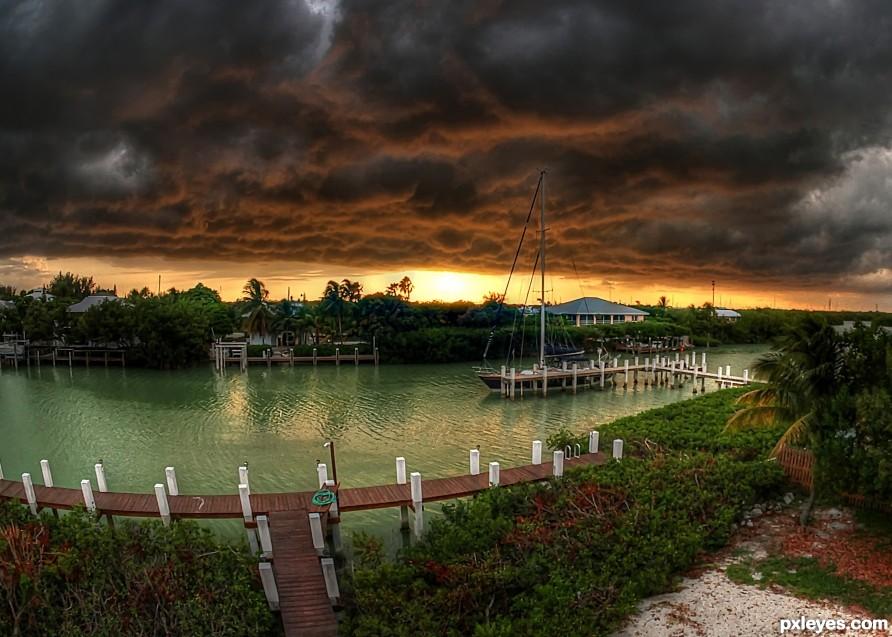 Storm Rollin In