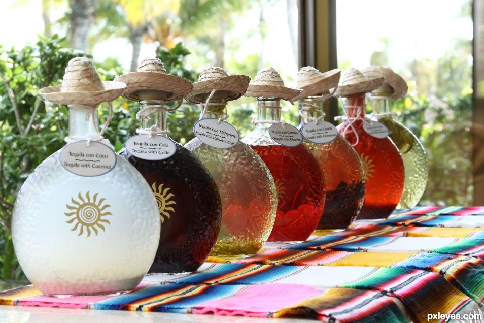 Mexican Coffee Bar