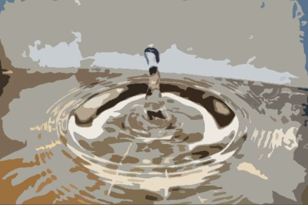 paint style droplet