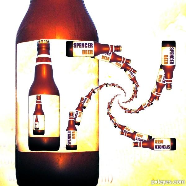 MMMMM! Beer! Doh!
