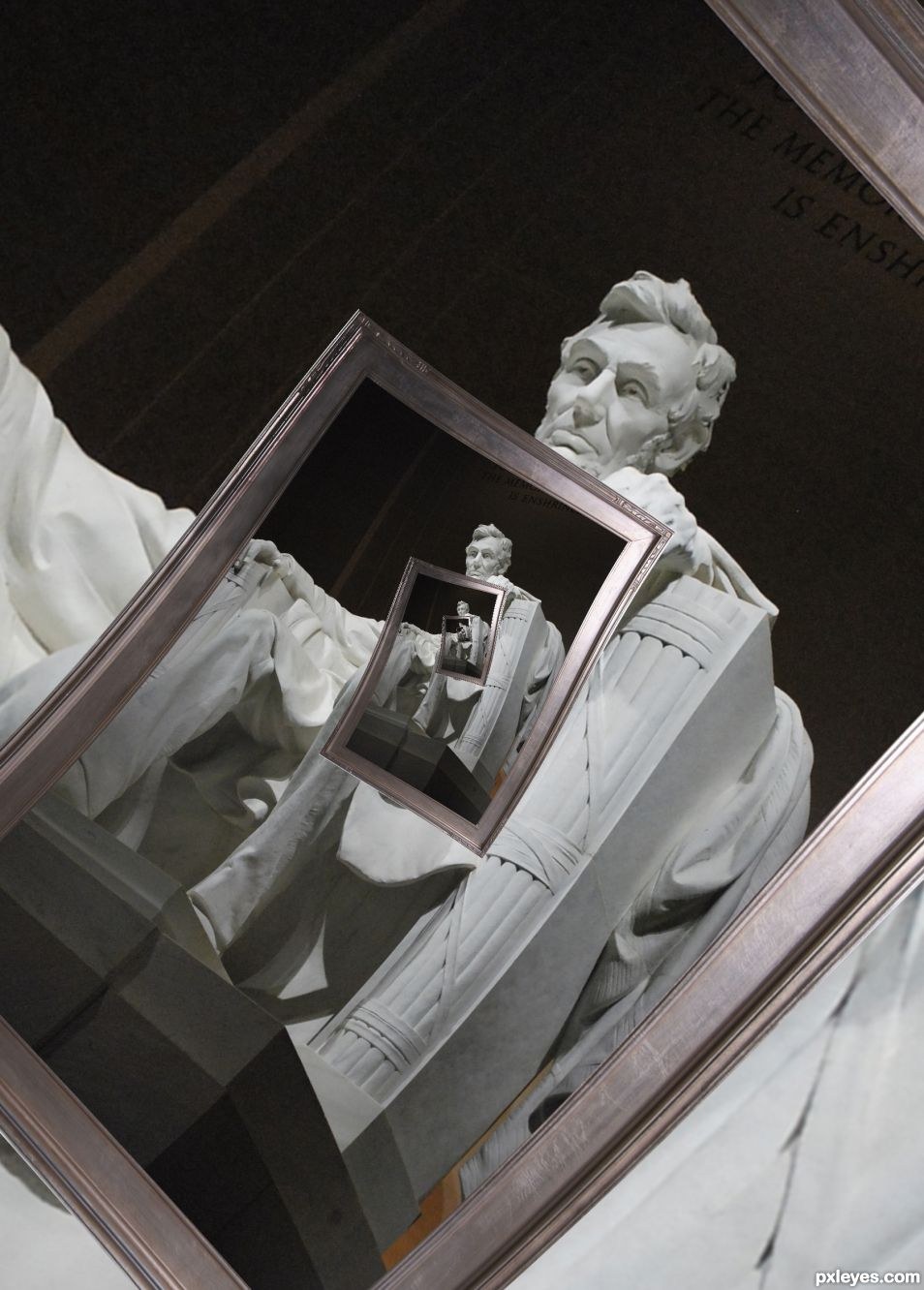Lincoln in Droste