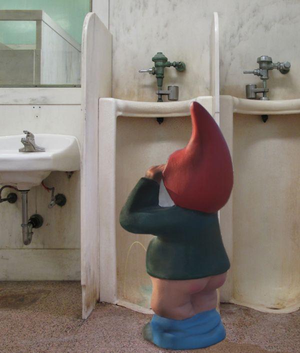 Gnomes Gotta Go!!!!
