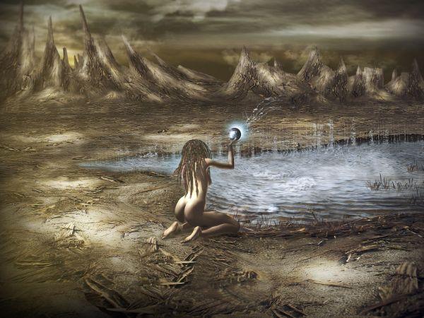 Lake Dryad