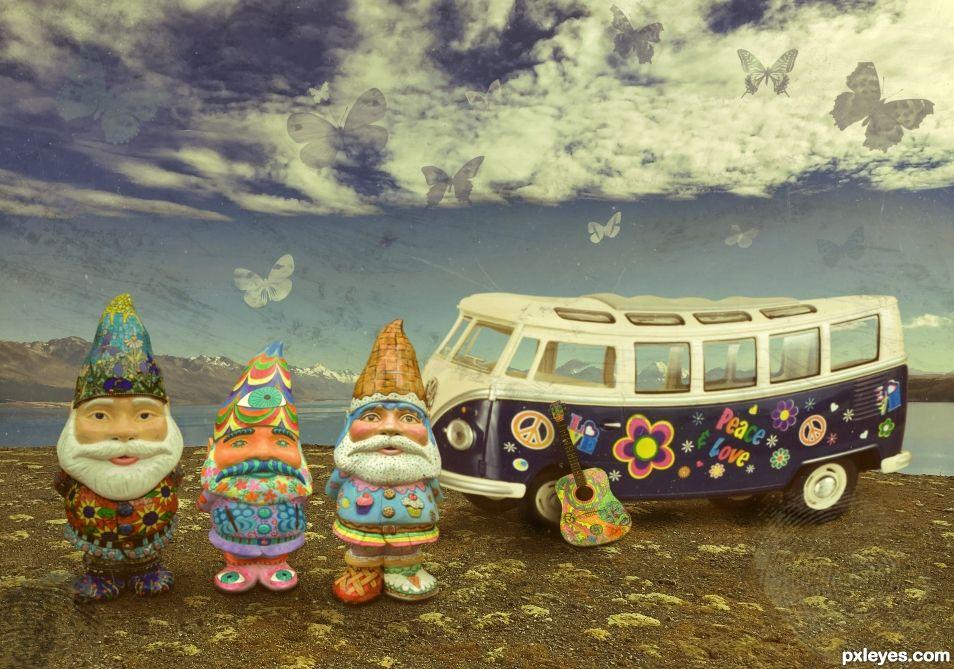 Road trip souvenir