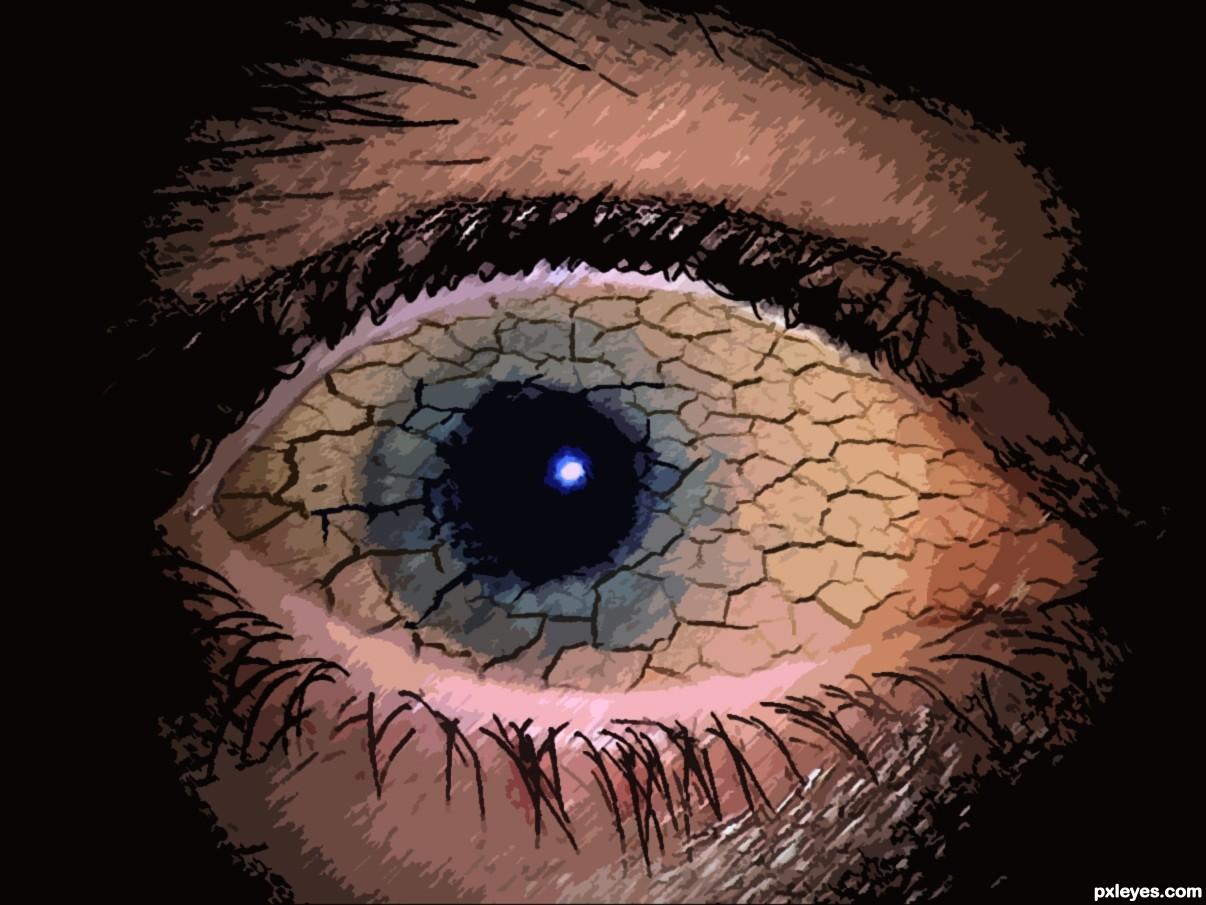 פפילומה בעין