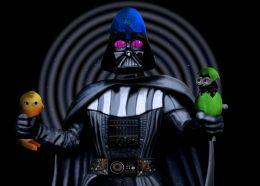 Easter Vader