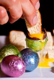 Easter Egg and Soldiers Picture
