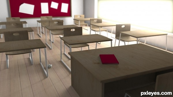 Creation of class room: Final Result