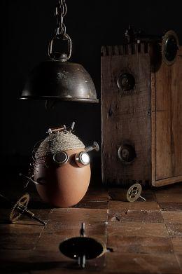Eggperiment...