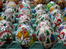 EggshellChristmasdecorations