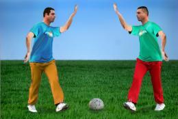 Play Football like an Egyptian