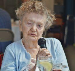 Still singing at 102