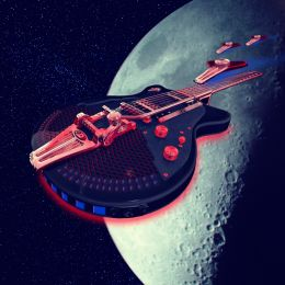 Space guitar Picture