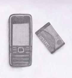 Mobile without battery