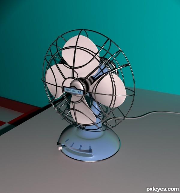 Pixel Fan(atic)