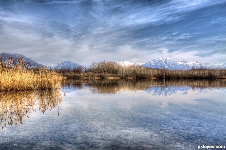 Saint Daniel\s Lake