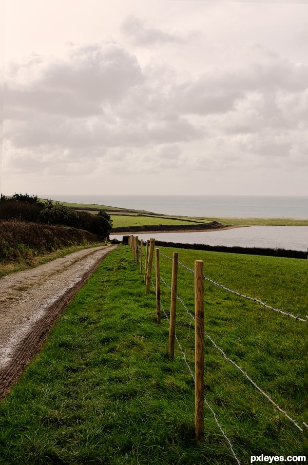 Loe Bar Path