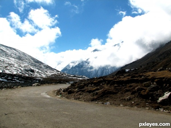 Passage to Himalaya...