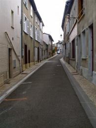 Little lane in France Picture