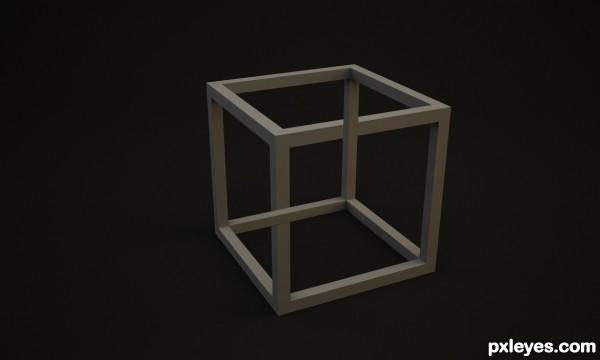 Eschers Cube