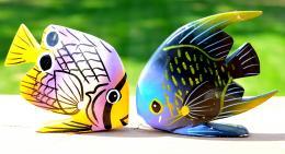 Kissing Fishies
