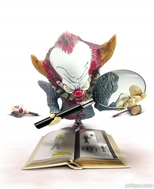 Evil Clowns for Dummies!