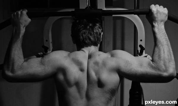 lat. pull downs