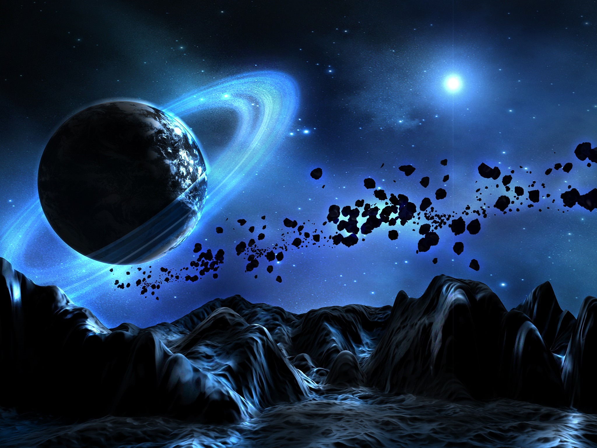 Image 3d Planets Download