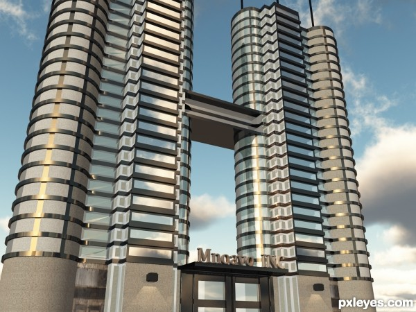 Mnoavo, Inc. High Rise Office Buildings