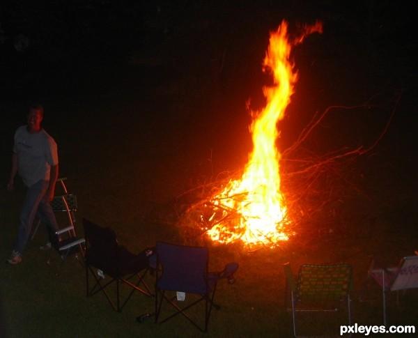 Extreme Bon Fire