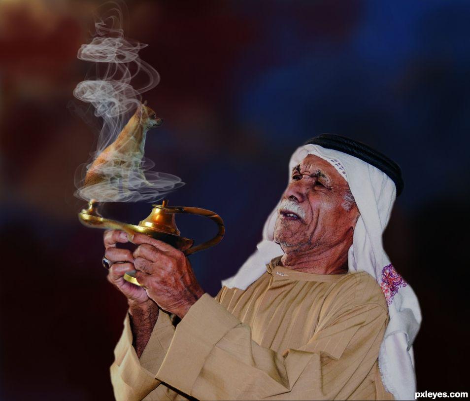 Perdon, me no entiende.. Yo no hablo Arabe !