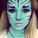face paint photography contest
