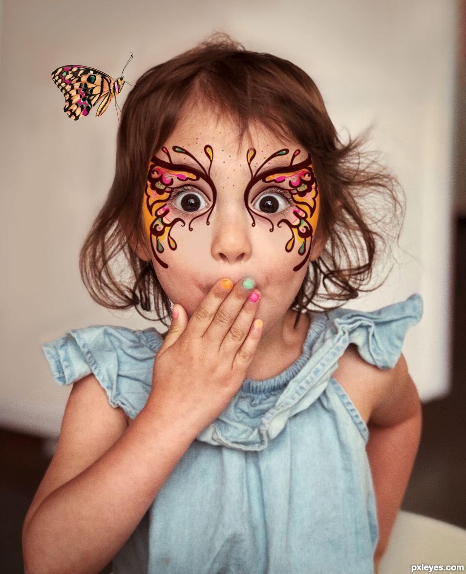 Butterfly Suzy