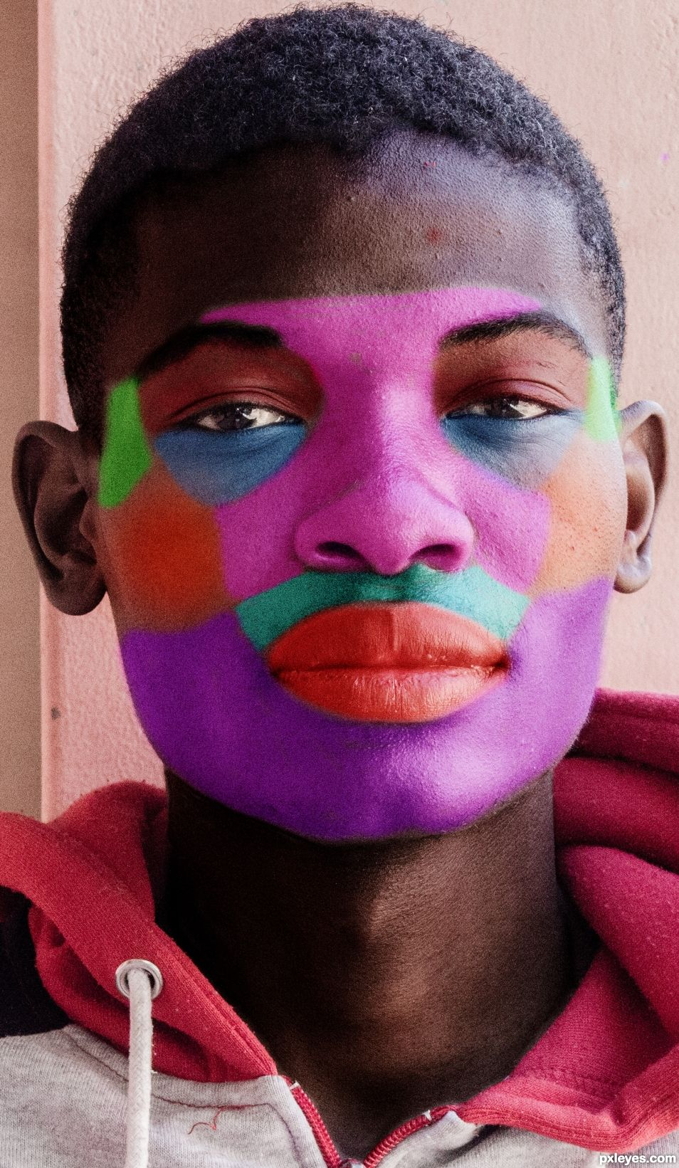 The Man of Colors