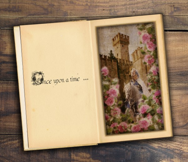 Once Upon A Time.. (OOC+SU) : Out of Character Fairy Tale Book Once Upon A Time