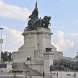 MonumenttoIndependenceSoPauloSPBrazil