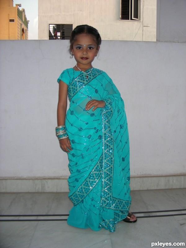 My first Fashion show