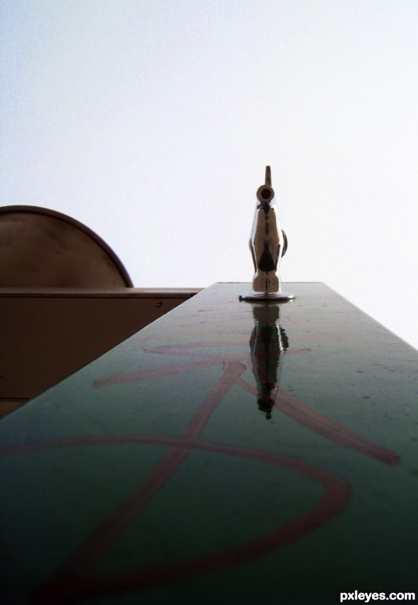 Graffiti Faucet