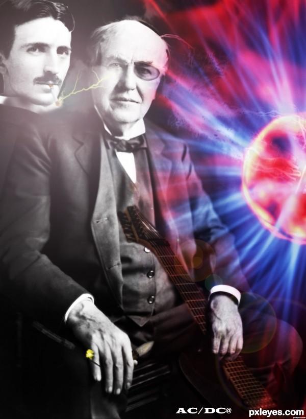 Tesla/Edison