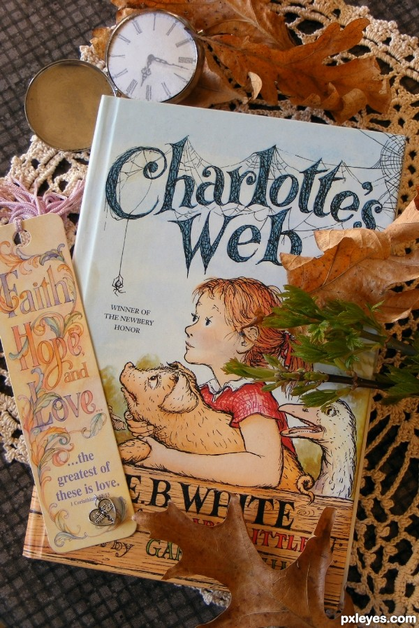 Charlottes Web by E.B. White