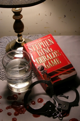 Geralds Game by Stephen King
