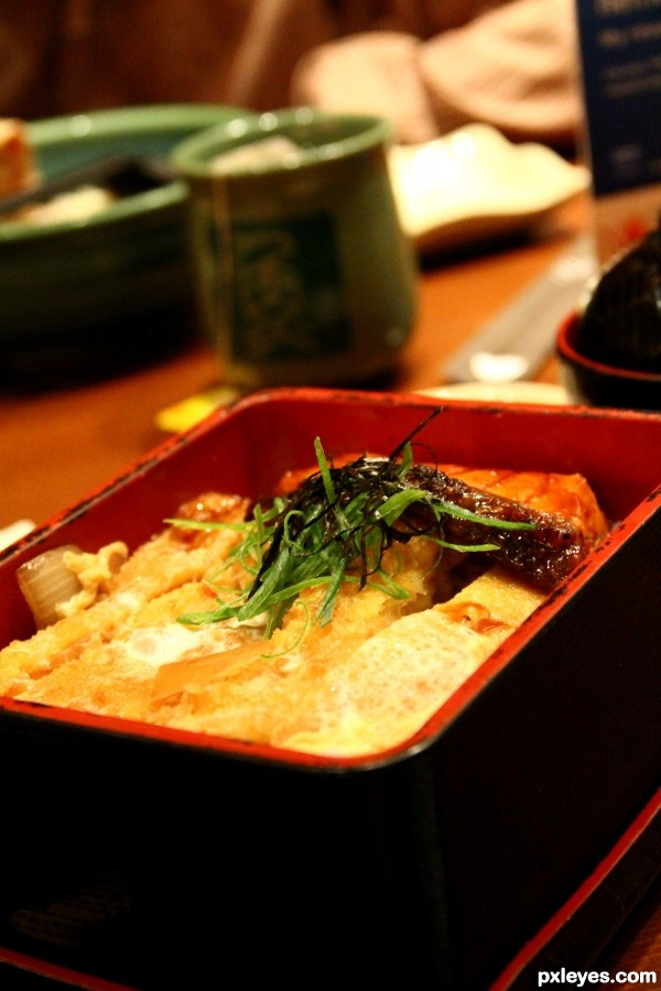 Yummy Katsudon