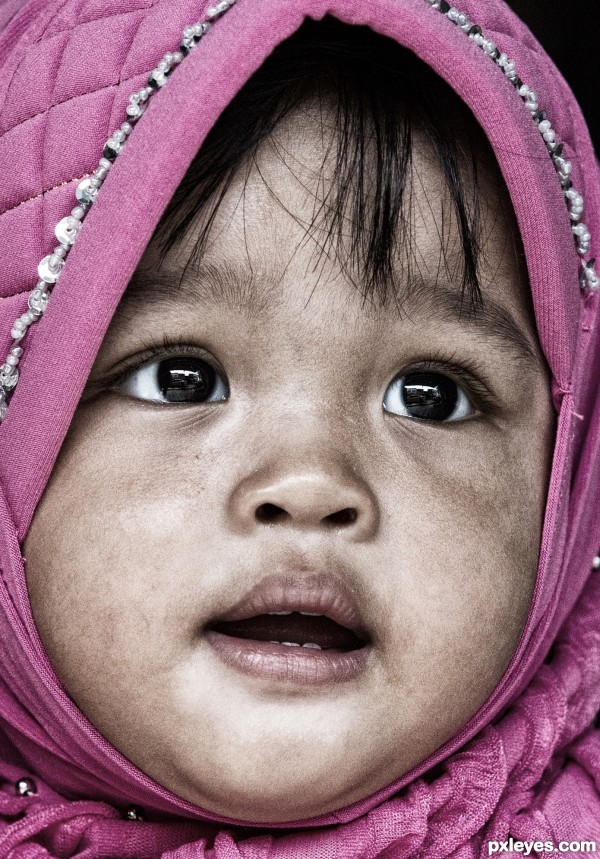 There are no seven wonders of the world in the eyes of a child.  There are seven million.  ~Walt Str
