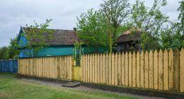 Coloured fences