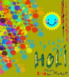 Holi Poster